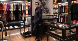 Zegna's Indian Ambitions - The New York Times