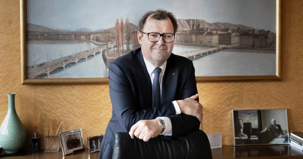 Patek Philippe Commands the Future