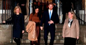 Will Canadians Have to Pay the Security Costs for Harry and Meghan?