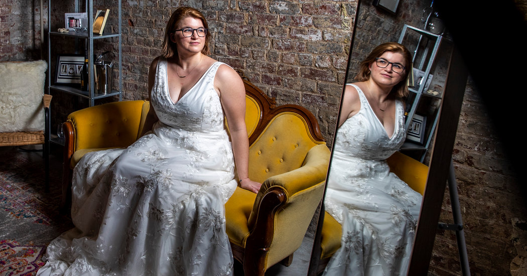 Brides Find Perfect Fit at New Plus-Size Pop-Up Store