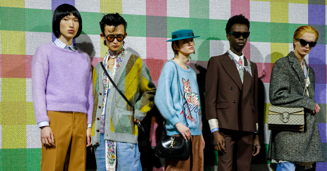 At Milan Men's Week, the War Lives On