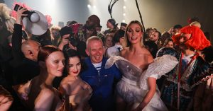 Gaultier's Great Goodbye - The New York Times
