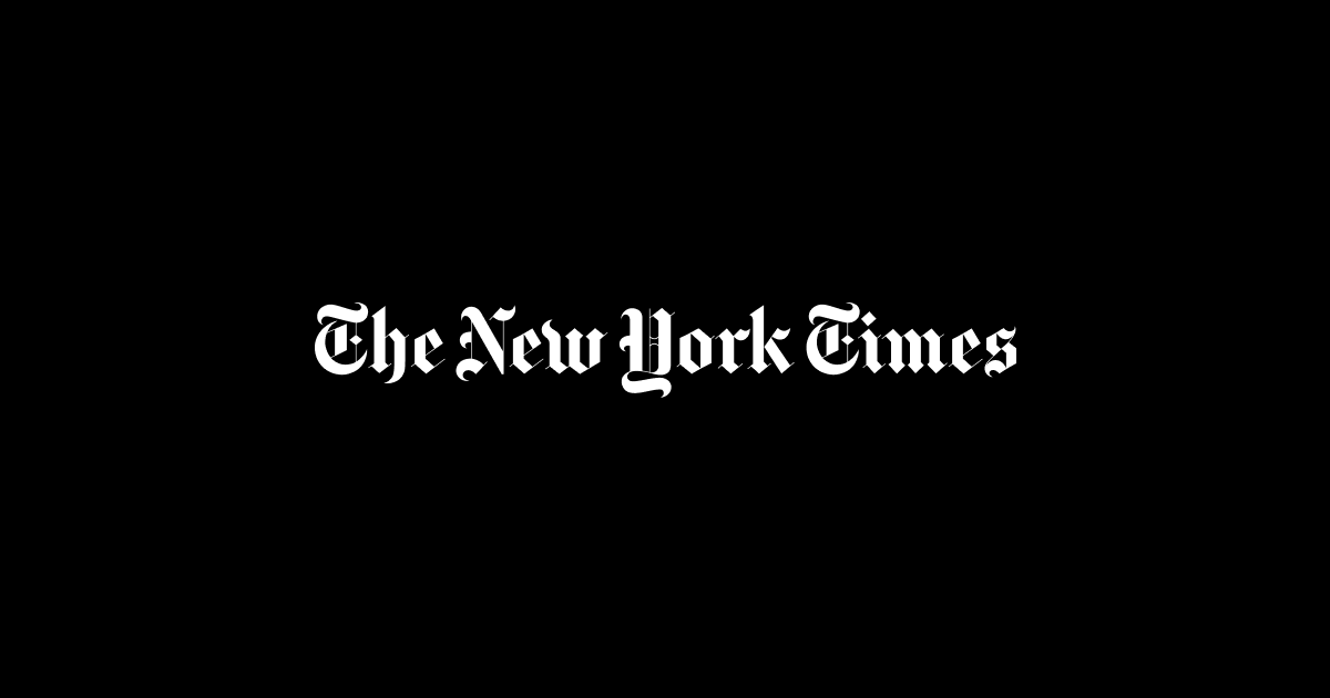 Nicole Guerra, Sean LaRochelle - The New York Times