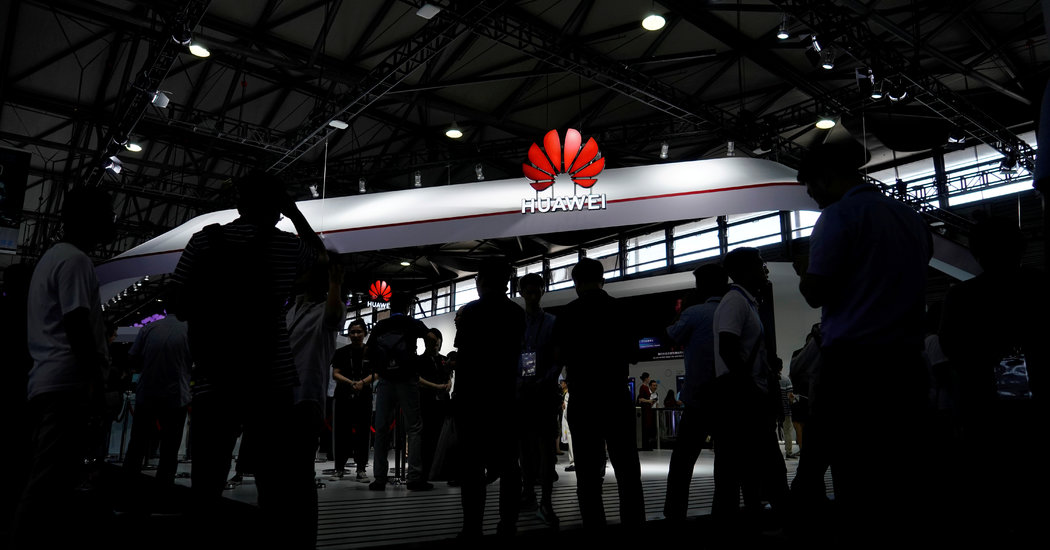E.U. Recommends Limiting, but Not Banning, Huawei in 5G Rollout