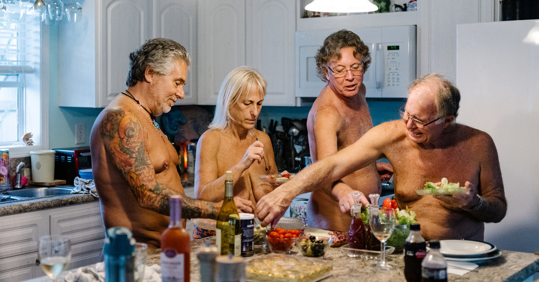 The Joy of Cooking Naked