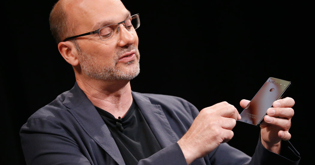 Andy Rubin's Start-Up, Essential Products, Shuts Down