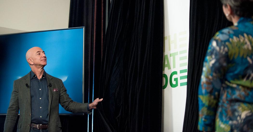 Jeff Bezos Commits $10 Billion to Address Climate Change