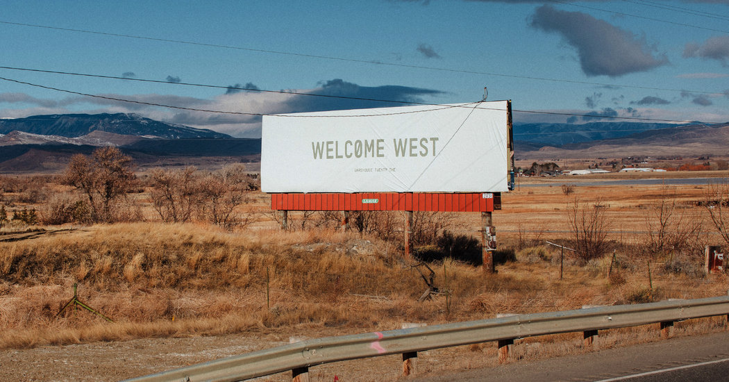 Kanye, Out West - The New York Times