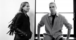 Raf Simons Becomes Co-Creative Director at Prada