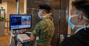 As Coronavirus Surveillance Escalates, Personal Privacy Plummets