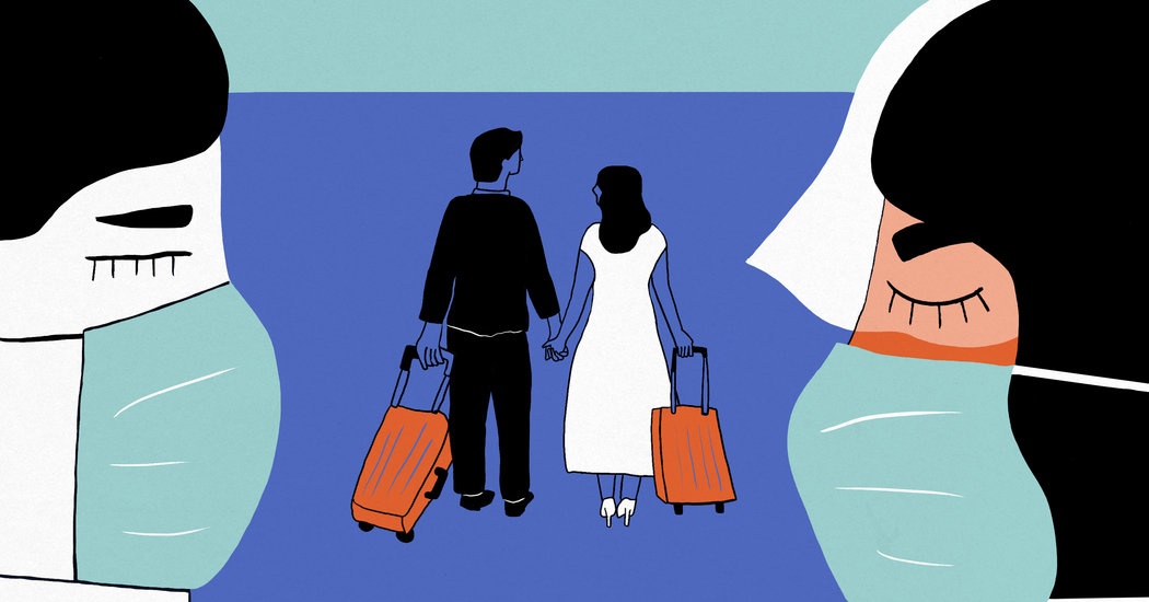 Coronavirus Puts a Wrinkle in Wedding Industry