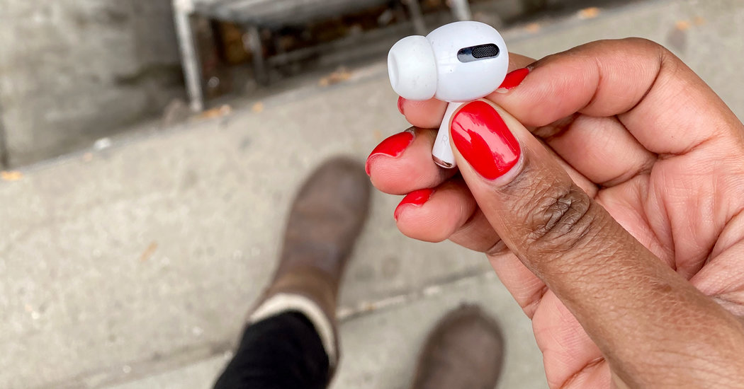 My AirPods Fell Through a Subway Grate. Here's How I Got Them Back.
