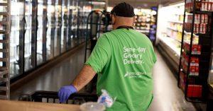 Coronavirus Prompts Instacart and Amazon Strikes Over Health Concerns