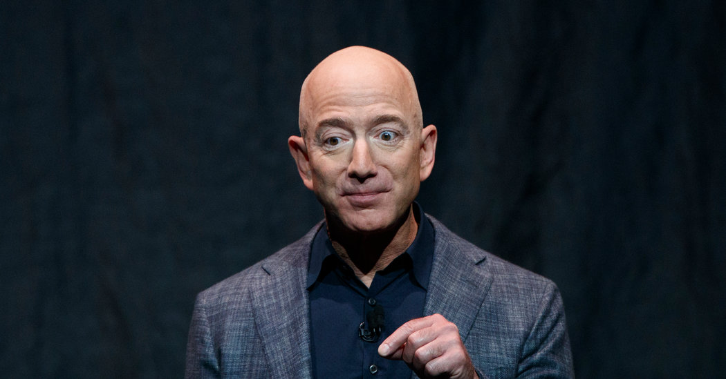 Congress Calls on Jeff Bezos of Amazon to Testify