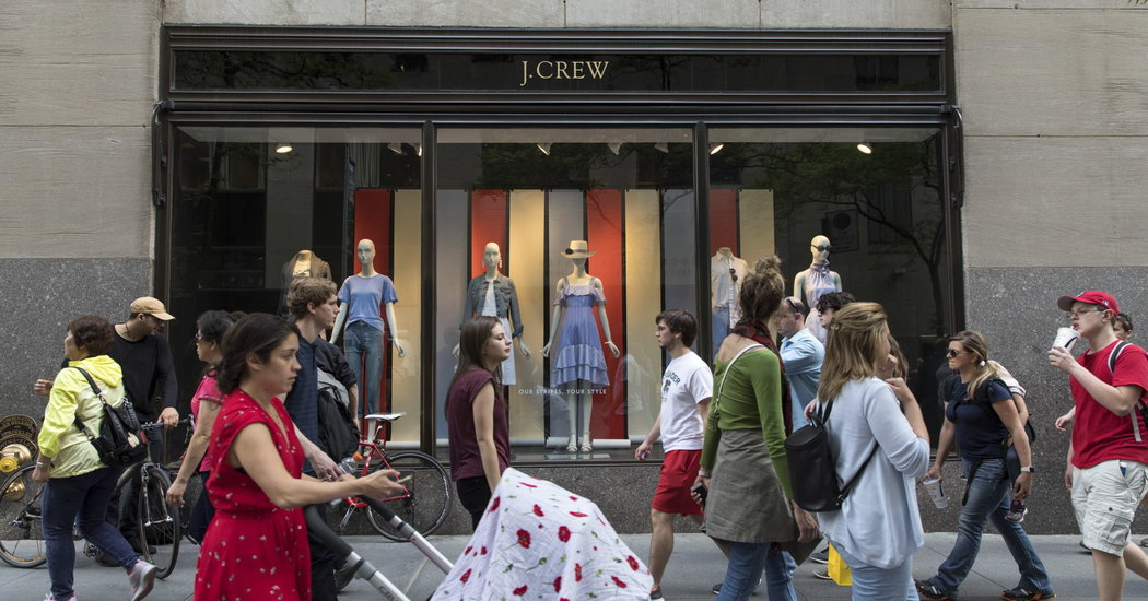 J. Crew Is Also Bankrupt in Terms of Identity