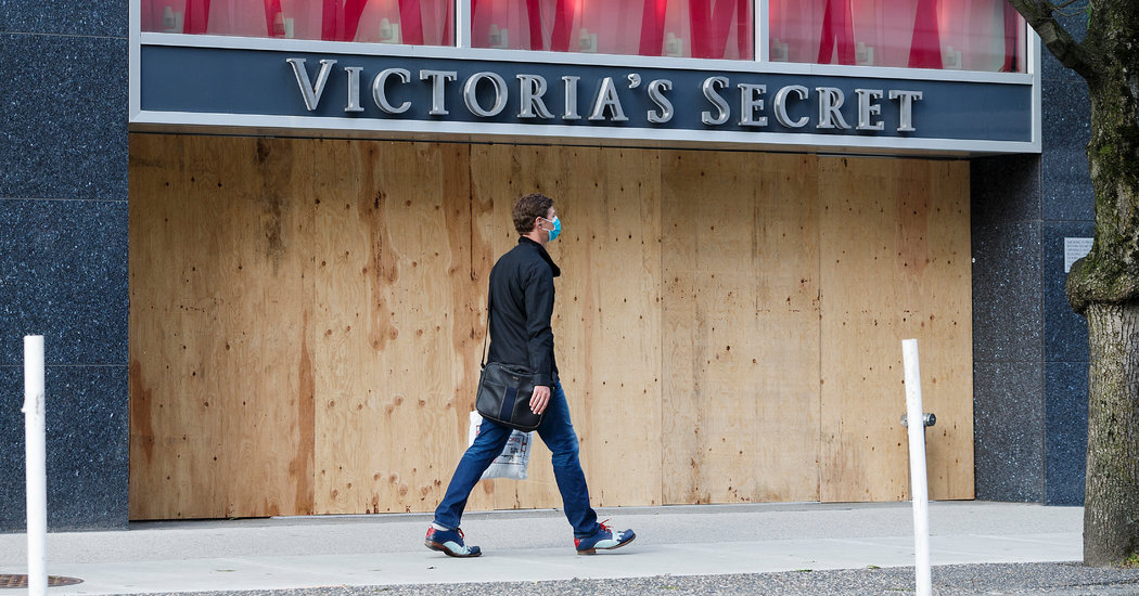 Victoria's Secret Sale to Private Equity Firm Falls Apart
