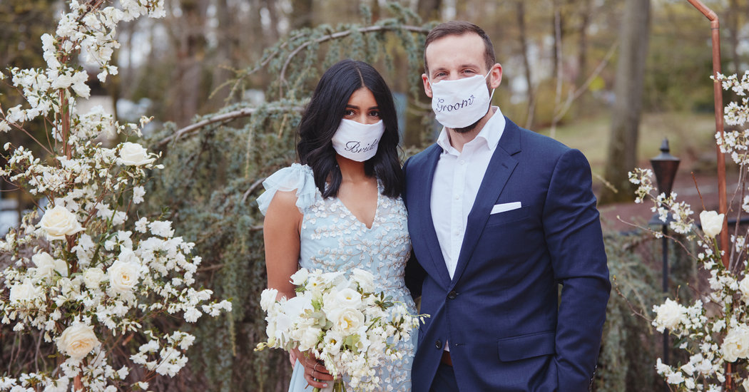 Huge Families Have Small Weddings in the Coronavirus Pandemic