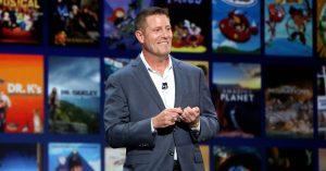 Disney's Mayer Becomes TikTok C.E.O.