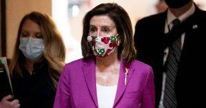 The Many Masks of Nancy Pelosi