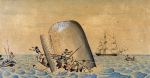 The Hunt for Moby Dick Moves Online