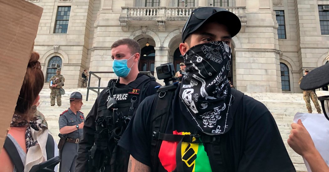 Signal Is the Messaging App of the Protests