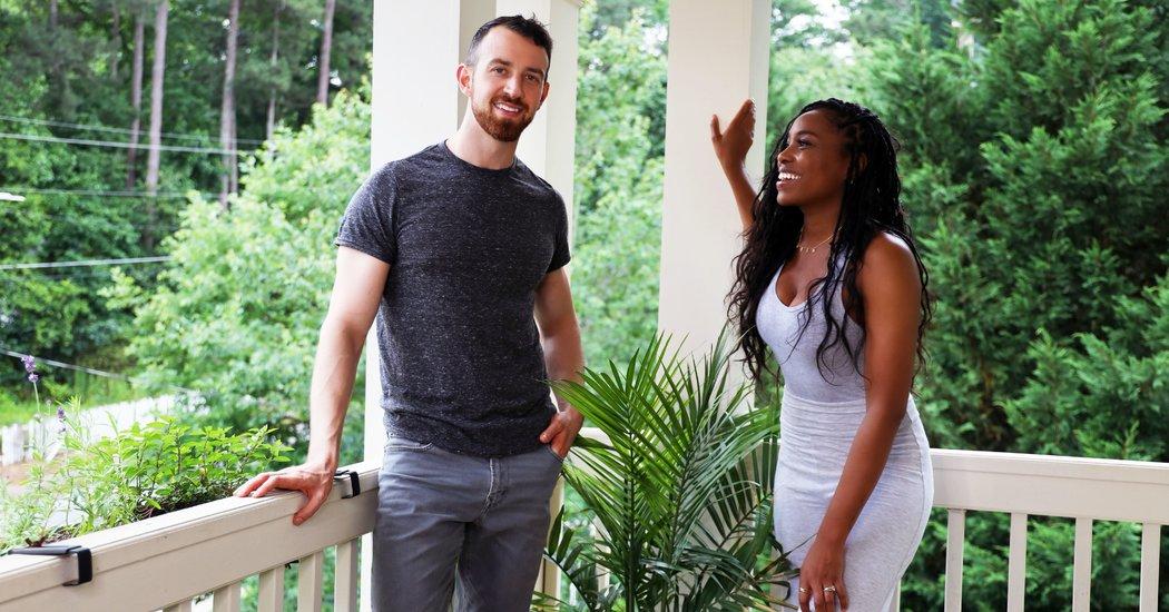 Lauren Speed and Cameron Hamilton on Love