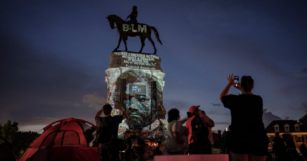 Will the Last Confederate Statue Standing Turn Off the Lights?