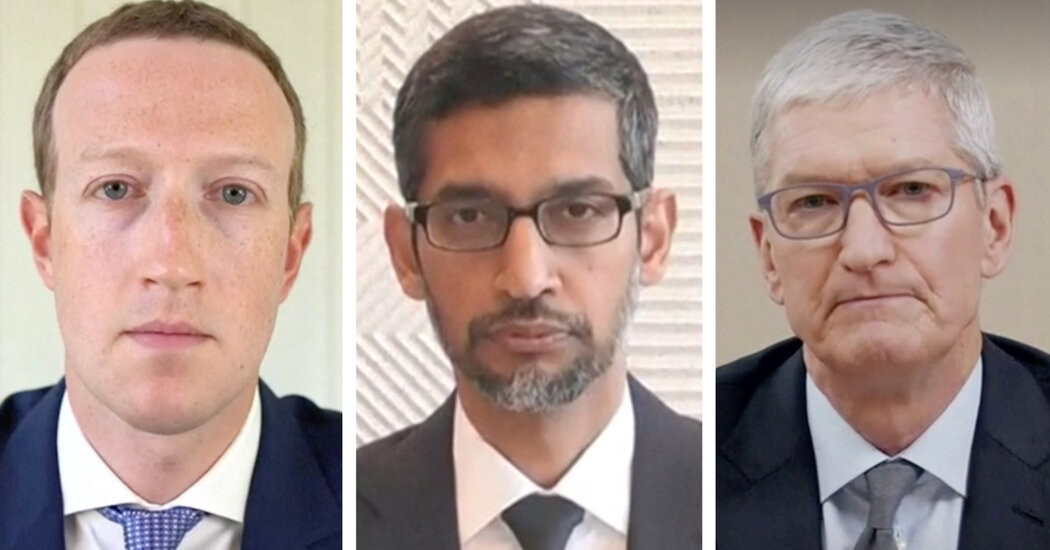 Titans of Tech Testify in Their Trust-Me Suits