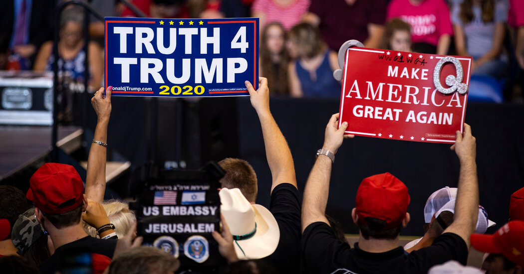 What Is QAnon, the Viral Pro-Trump Conspiracy Theory?