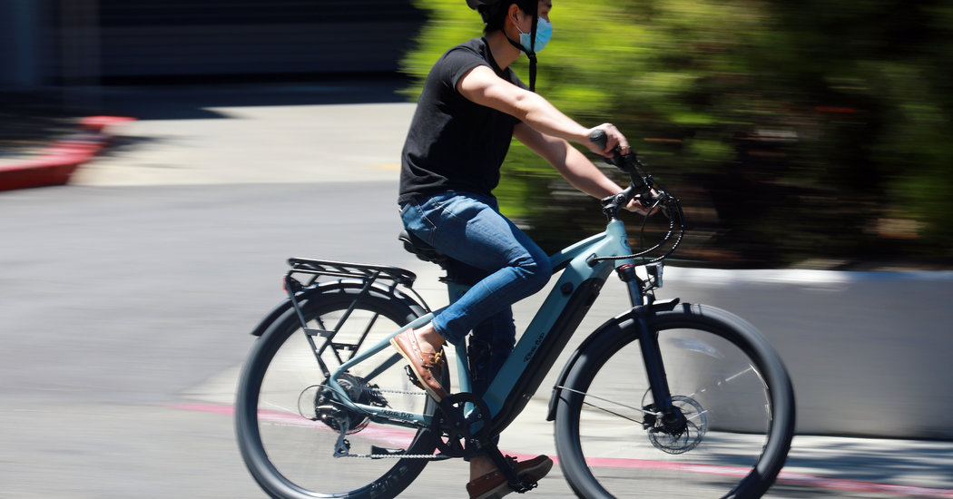 E-Bikes Are Having Their Moment. They Deserve It.