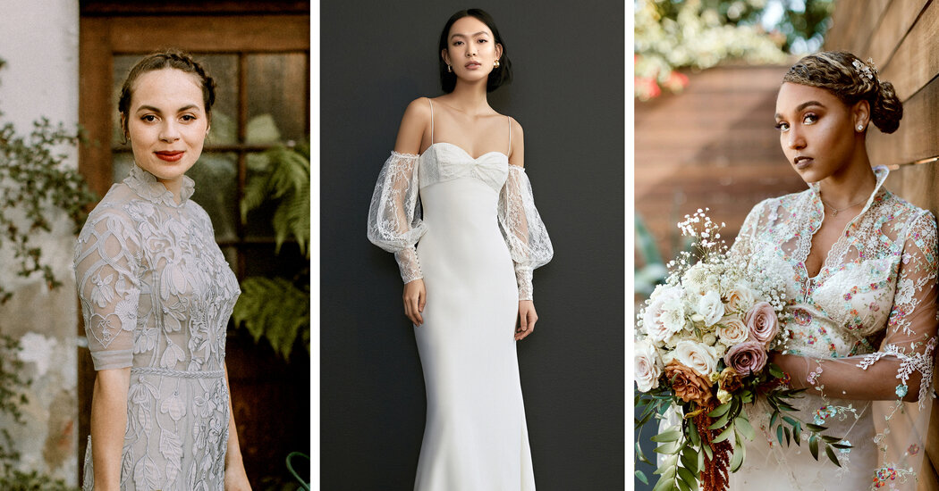 New Wedding Date? Here's How to Update Your Look