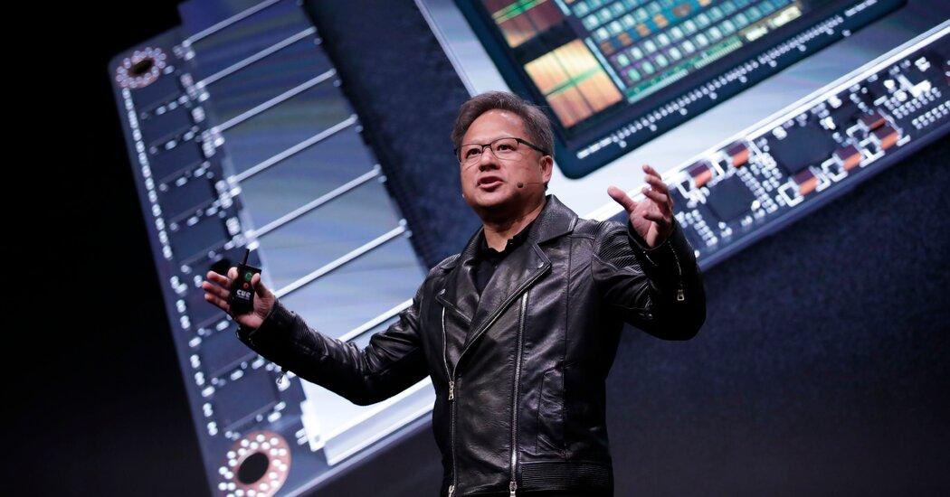 Nvidia Buys Arm From SoftBank for $40 Billion