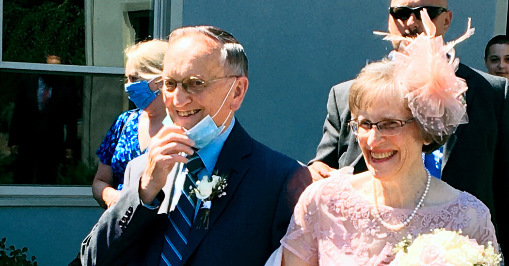 My 83-Year-Old Father's Wedding and New Life