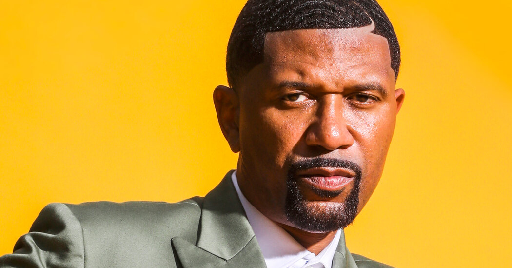 Jalen Rose's N.B.A. Finals Diary: 'I Can't Wait for the Game'