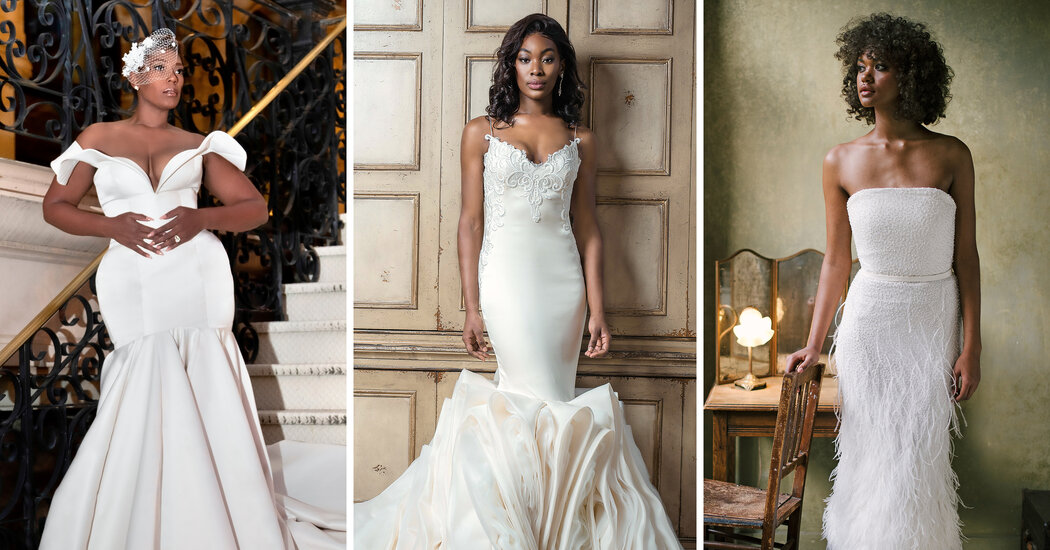 Get to Know These Black Bridal Designers