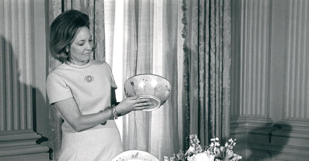 Bess Abell, Social Secretary in Johnson White House, Dies at 87
