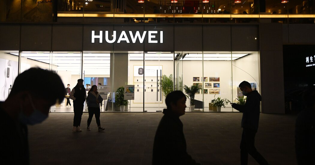 Trump's Tech Clampdown Could Hurt Huawei's New Phones