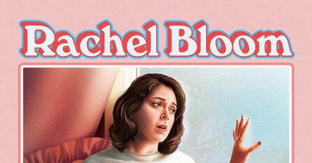 Rachel Bloom's Life Is an Open Book