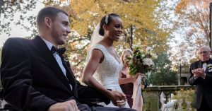 Interabled YouTubers, 'Cole and Charisma,' Celebrate Wedding