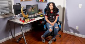 In a Big Year for Video Games, These Players Are Shifting the Culture