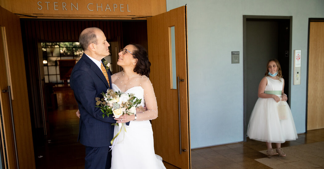 The Road to This Wedding Was Paved With Theft, Lies, Tears, Other Marriages — and Forgiveness