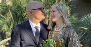 Matthew Specktor and Samantha Culp wedding