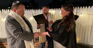 Weddings: Yes They Met Online