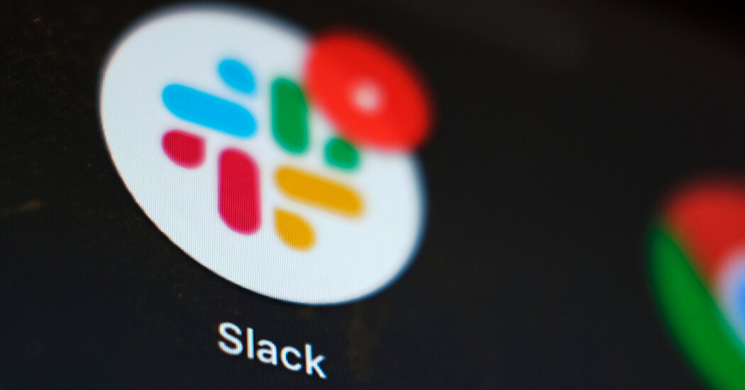 Slack Starts 2021 With Outage