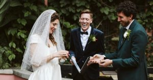 Weddings: After a Few Dates, They Traveled to the Other Side of the World