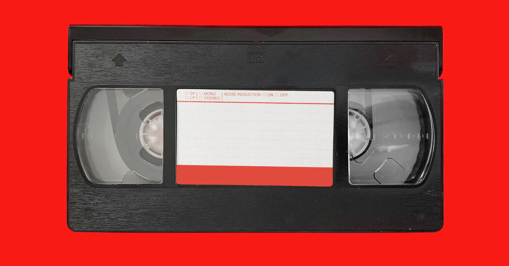 VHS Tapes Are Worth Money