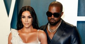 Kim Kardashian West Files for Divorce From Kanye West