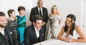 Weddings: Christiana Barkley Marries a Man Who Isn't a Sports Fan