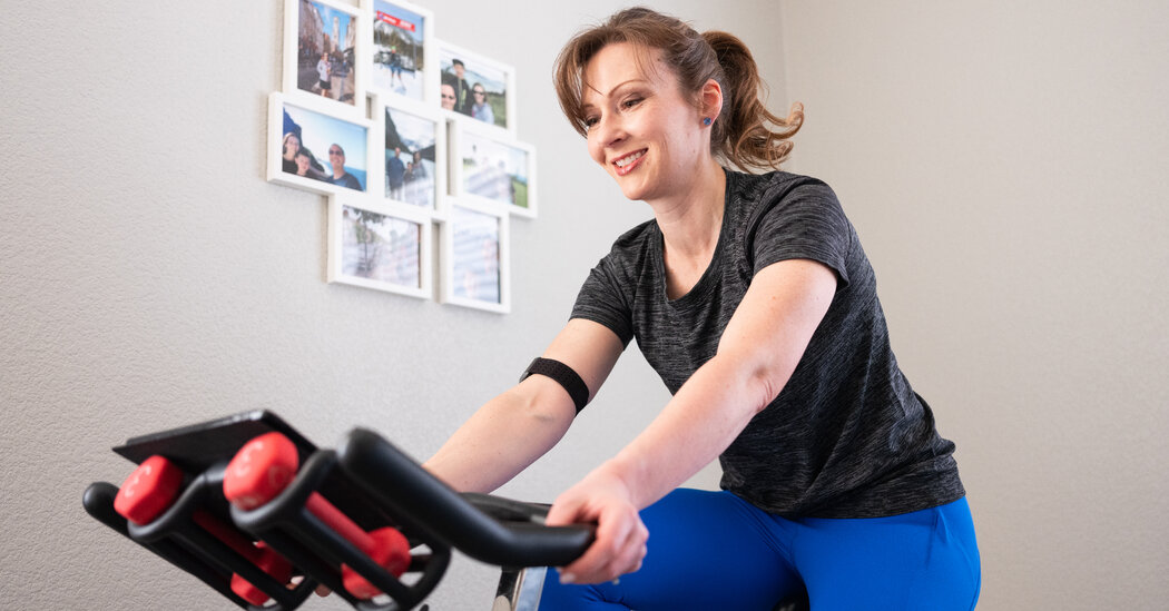 How to Get a Peloton-Style Workout Without Splurging