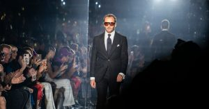 Tom Ford on Wearing the Same Ripped Jeans and Allowing Himself to 'Be Unproductive'